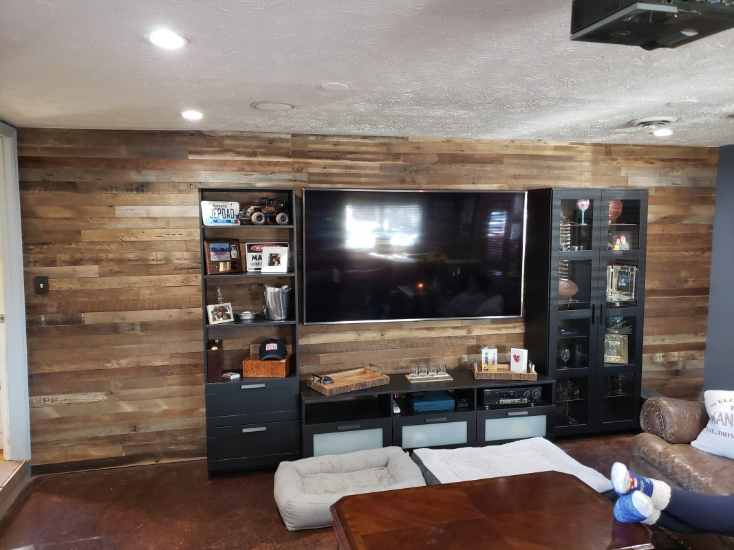 Man Cave After
